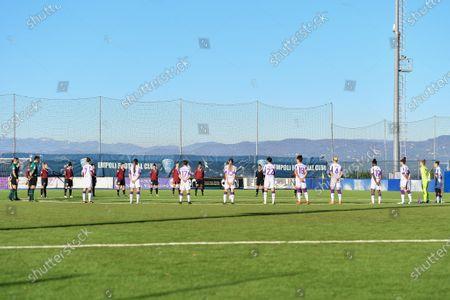 Editorial image of Empoli Ladies vs ACF Fiorentina femminile, Italian football Serie A Women match, Italy - 13 Dec 2020