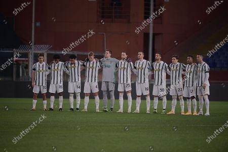 Editorial picture of Italy Genoa Football Serie a Genoa vs Juventus - 13 Dec 2020