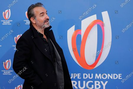 Editorial photo of Rugby World Cup 2023 Draw, Paris, France - 14 Dec 2020