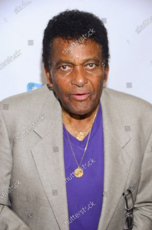 Stock Image of Country singer Charley Pride attends the TV Guide Magazine cover party for Sela Ward at The Rickey at the Dream Hotel Midtown on Wednesday, October 11, 2017 in New York.