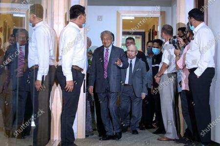Editorial photo of Mahathir Bin Mohamad press conference, Kuala Lumpur, Malaysia - 14 Dec 2020