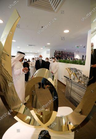 Editorial image of FIFA President Gianni Infantino in Dubai, United Arab Emirates - 14 Dec 2020
