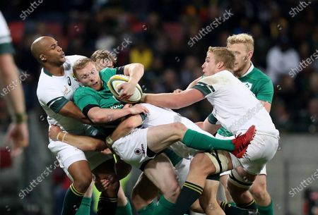 Editorial photo of Ireland Rugby's 2023 Rugby World Cup Pool B Opponents - 14 Dec 2020