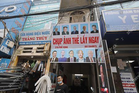 Editorial picture of Daily life in Hanoi, Ha Noi, Viet Nam - 14 Dec 2020