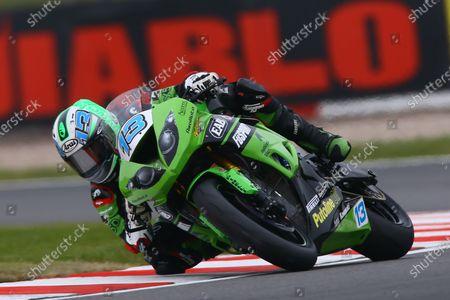 Anthony West, EAB Antwest Racing.