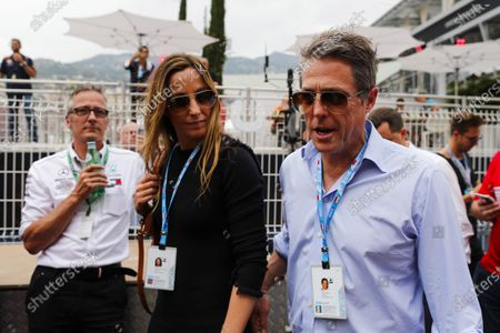 Editorial photo of Formula 1, Monaco GP, Monte Carlo, Monaco - 27 May 2018