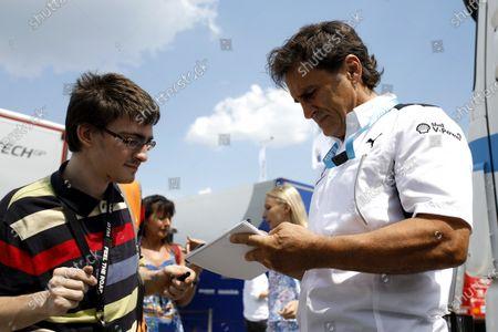 Alessandro Zanardi, BMW Motorsport.