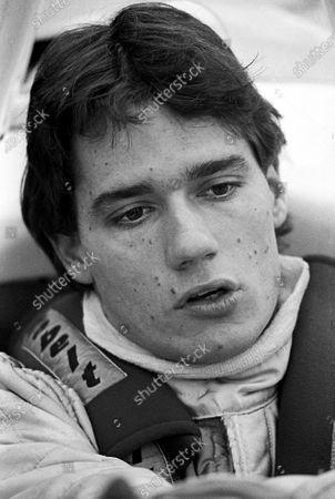 Steve Harrington (AUS) Ralt RT30-VW. Formula Three Testing, Silverstone, England, 5 March 1985.