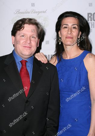 David Lindsay-Abaire and Jeanine Tesori