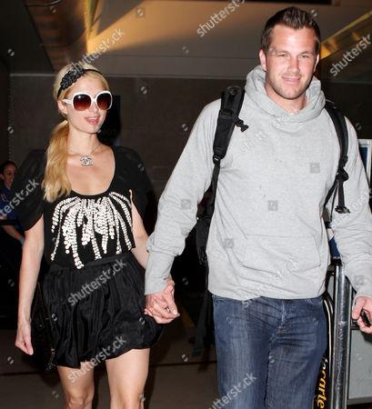 Stock Picture of Paris Hilton,  Doug Reinhardt