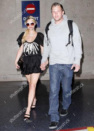 Stock Image of Paris Hilton,  Doug Reinhardt