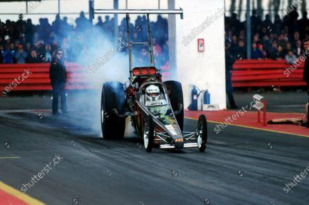 Editorial image of FIA European Drag Racing Championship - 12 Sep 1998
