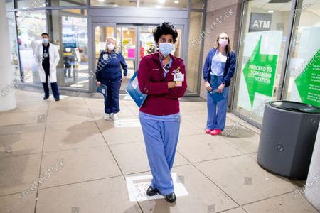 Editorial picture of US Health and Human Services Secretary Alex Azar, Washington, USA - 14 Dec 2020