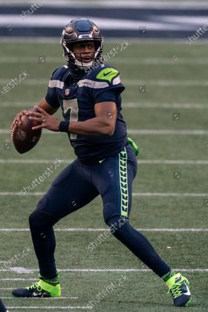 Editorial image of Jets Seahawks Football, Seattle, United States - 13 Dec 2020