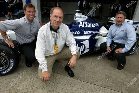 Editorial picture of Formula One World Championship, Silverstone, United Kingdom - 18 Jul 2003