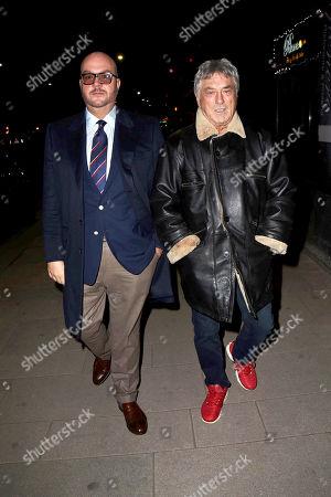 Jonathan Sothcott and Billy Murray