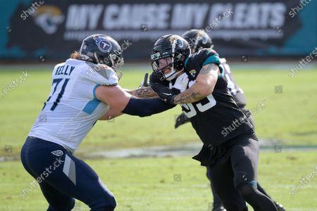 Editorial picture of Titans Jaguars Football, Jacksonville, United States - 13 Dec 2020