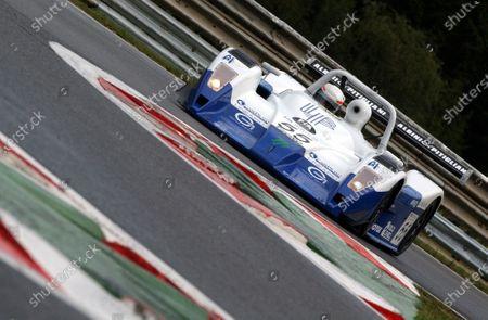 Massimo Saccomanno (ITA) / Fabio Mancini (ITA) / Gianni Collini (ITA) GP Racing Lucchini Alfa Romeo. FIA Sportscar Championship, Rd 5, Spa-Francorchamps, Belgium. 30 August 2003. DIGITAL IMAGE