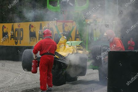 Editorial picture of Formula 1, Formula One World Championship - 12 Sep 2004