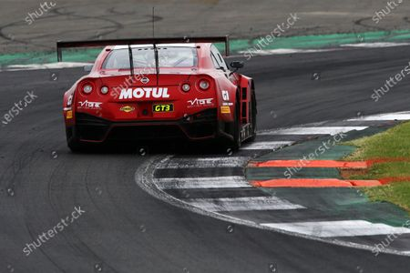 Ricardo Sanchez / Struan Moore Team RJN Nissan GT-R NISMO GT3