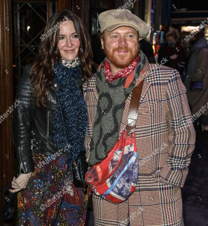 Jill Carter and Leigh Francis