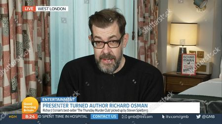 Stock Picture of Richard Osman