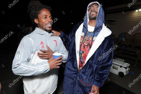 Supa Good and Snoop Dogg