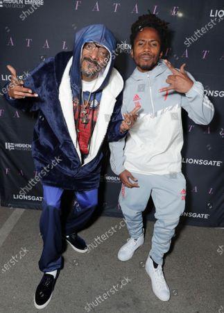 Snoop Dogg and Supa Good