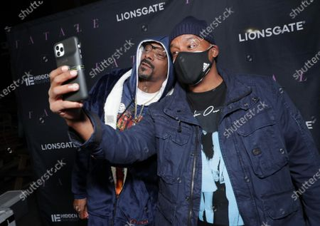 Snoop Dogg and Producer/Director Deon Taylor