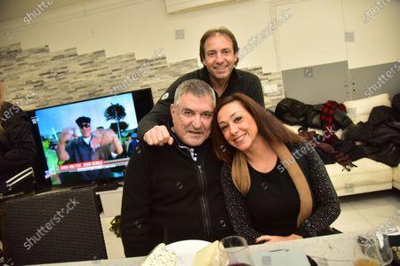 Philippe Candeloro, Jean Marie Bigard, Sarah Abitbol