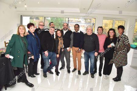 Fabienne Thibeault, Jean Marie Bigard, Sarah Abitbol, David Donadei, Roy Cavus, Jean-Michel Bridier, Jean-Michel Moutier
