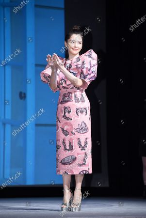 Editorial photo of 'The Palace Apartment' press conference, Taipei, Taiwan, China - 14 Dec 2020