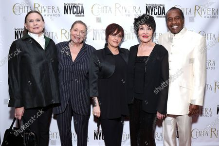 Editorial picture of Chita Rivera Awards, NYU Skirball Center for the Performing Arts, New York, USA - 19 May 2019