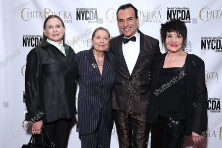Editorial image of Chita Rivera Awards, NYU Skirball Center for the Performing Arts, New York, USA - 19 May 2019