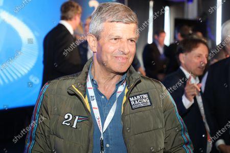 Stock Image of Fritz Enzinger, Vice President LMP1 Porsche Team