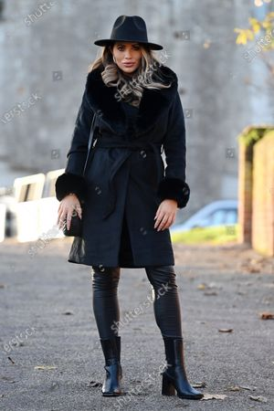 Stock Picture of Exclusive - Amy Childs
