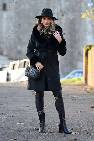 Editorial image of Exclusive - 'The Only Way is Essex' Christmas TV show filming, UK - 14 Dec 2020