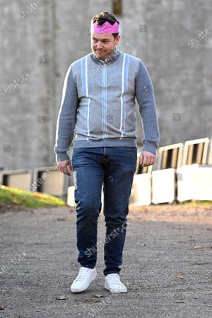 Stock Photo of Exclusive - James Bennewith