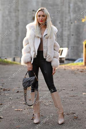 Stock Photo of Exclusive - Clelia Theodorou