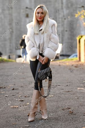 Stock Image of Exclusive - Clelia Theodorou