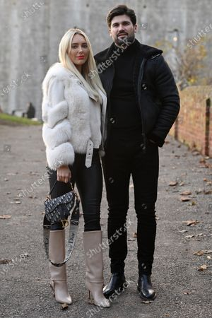Editorial picture of Exclusive - 'The Only Way is Essex' Christmas TV show filming, UK - 14 Dec 2020