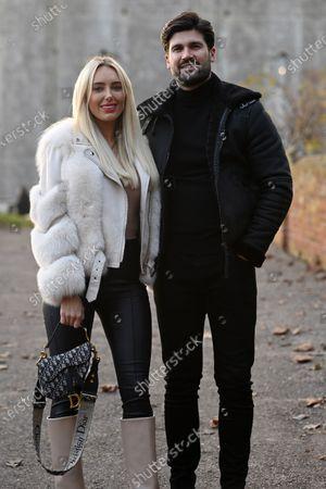Exclusive - Dan Edgar and Amber Turner
