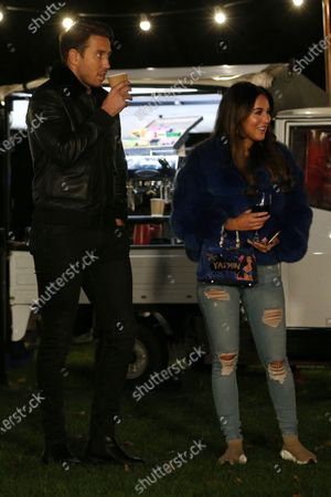 Exclusive - James Lock and Yazmin Oukhellou