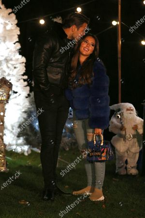 Editorial photo of Exclusive - 'The Only Way is Essex' Christmas TV show filming, UK - 14 Dec 2020