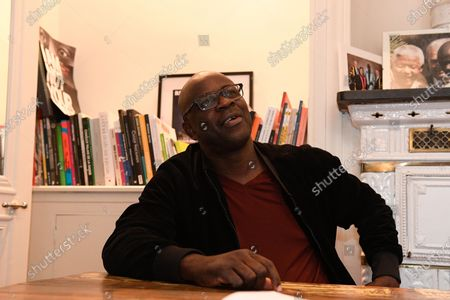 Editorial photo of Exclusive portrait of former player Lilian Thuram, Paris, France - 02 Dec 2020