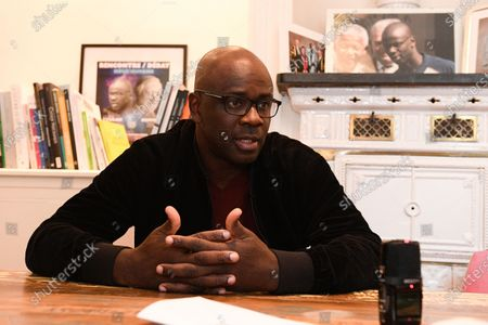 Editorial image of Exclusive portrait of former player Lilian Thuram, Paris, France - 02 Dec 2020