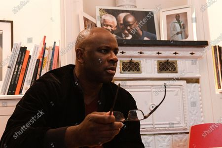 Editorial picture of Exclusive portrait of former player Lilian Thuram, Paris, France - 02 Dec 2020