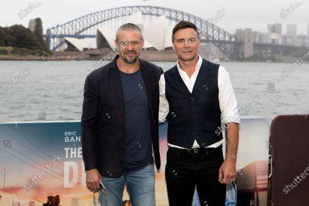 Editorial picture of 'The Dry' film premiere, Arrivals, Westpac OpenAir, Sydney, Australia - 15 Dec 2020