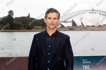 Editorial image of 'The Dry' film premiere, Arrivals, Westpac OpenAir, Sydney, Australia - 15 Dec 2020