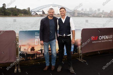 Editorial photo of 'The Dry' film premiere, Arrivals, Westpac OpenAir, Sydney, Australia - 15 Dec 2020